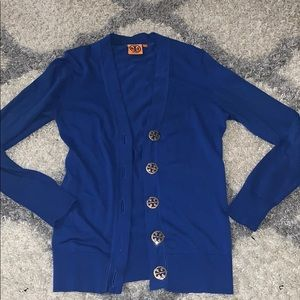 Royal Tory Burch Cardigan